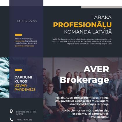AVER Brokerage
